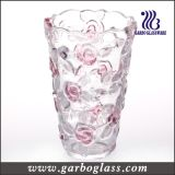 """6"""" Colored Glass Vase, Tableware, Decoration, Promotion Gift (GB1515MG/PDS)"""