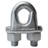 Customized Stainless Steel Drop Forged Wire Rope Clip