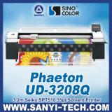 Phaeton Ud-3208q Large Format Printer, Seiko Spt510 Heads; 3.2m Size