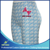 Girl's Custom Made Sublimation Compression Short