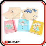 Offset Printing Art Paper Hard Cover Notebook