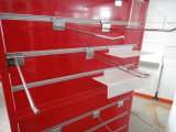 Slatwall Display Shelf, Slatwall Metal Stand, Fixture, Shopfitting (AD-SS-1811)