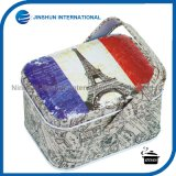 12 Kinds of Rectangle Biscuit Gift Packing Box with Handle