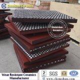 Ceramic Rubber Composite Panels as Chute Wear Liner
