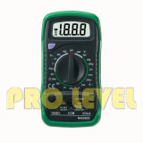 2000 Counts LCD Display Digital Multimeter (MAS830)