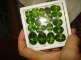 Jewelry Parts-Loose Peridot Gemstone (3-40carat)