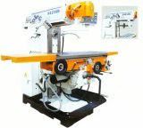 360 Degree Universal Swivel Head Milling Machine with Vertical and Horizontal Spindle (Usm36b)