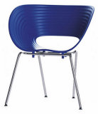 Living Room Furniture Plastic Stacking Dining Chair
