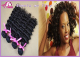 Beauty Hair Products, Deep Curly 100% Human Hair Extension