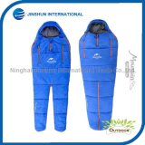 Detachable Body Shape Sleeping Bag Super Lightweight Warm Keep
