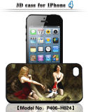 3D Case for iPhone 4 (P406-H024)
