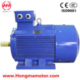 4p 200HP Enclosed Fan Cooled Three Phase Electrical NEMA Motor (447TS-4-200HP)