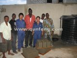 Cement Brick Making Machine with CE Certificate