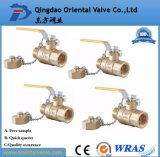 High Quality Fashion Design Pn25 Safe Brass Water Ball Valve with Nice Price
