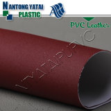 Smooth Surface PVC Foaming Leather