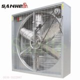 Sanhe Ventilation Equipment Djf (a) Series Swung Drop Hammer Exhaust Fan CCC and CE Certificated