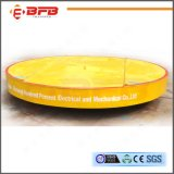 Large Capacity Automatic Turntable Flat Car