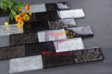 48*98mm Gold Leaf Crystal Glass Mosaic (GF241)