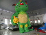 2014 Customized Shapes Advertising Inflatable Moving Cartoon