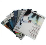 Glossy Lamination Full Color Magazine Printing (jhy-882)