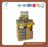 Wooden Display Stand Floor Retail Display Stand