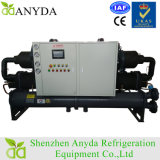 Water Cooled Screw Chiller AC System for Heating and Cooling
