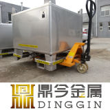 1000L Stainless Steel Hot Water Storage Tank