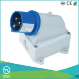 IP44 Surface Mounted Male Plug for Electrical Industrial Plug and Socket Connector