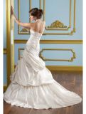 Western Couture Casual Mermaid Bridal Dress for Wedding (OGT002W)