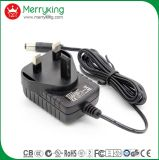 UK 12V 12 Volt 1A AC DC Power Supply BS Adapter
