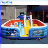 Cheap Inflatable Playground Inflatable Fun City Inflatable Amusement Park