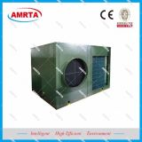 Round Air Duct Rooftop Package Unit Air Conditioner