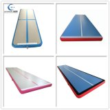 Dwf Inflatable Air Track Floating Gym Yoga Mat on Water