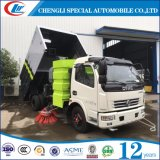 Good Quality Mini Auto Electric Street Sweeper Truck