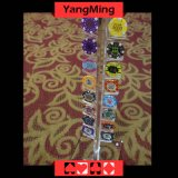Casino Acrylic Poker Chips Case Casino Chips Carrier for Round 40-42mm Chips (YM-CZ01)