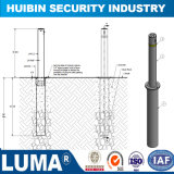 Automatic Security Bollards for Access Control