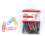 Different Colors Vinyl Coated Paper Clip