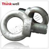 Zinc Plated Forged Steel JIS 1168 Screw Eye Bolt