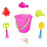 Bucket and Shovel Set Beach Summer Game Sand Child Toy