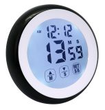 Electronic Kitchen Timer with Clock