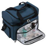 Insulated Compartment Outdoor Travel Lunch Cooler Bag
