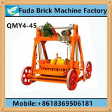 Selling Well Movable Concrete Brick Machine in China