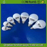 3W, 5W, 7W, 9W, 12W, 15W, 18W Plastic LED Bulb
