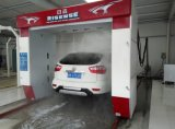Semi-Automatic Touchless Car Washing System