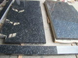 Blue Pearl Granite Slabs for Tombstone