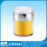 (T) Colorful Plastic Jar Cosmetic Jar for Packaging