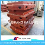 High Income Sand Boxes Gray Iron Ductile Iron Sand Cast Box Product