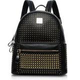 2016 Punk Stylish Fashion Leather Wholesale Women Backpacks