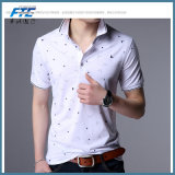 100%Polyester Dry Fit Polo Shirt in High Quality