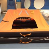 Med and CCS Approved Throw-Overboard Inflatable Life Raft